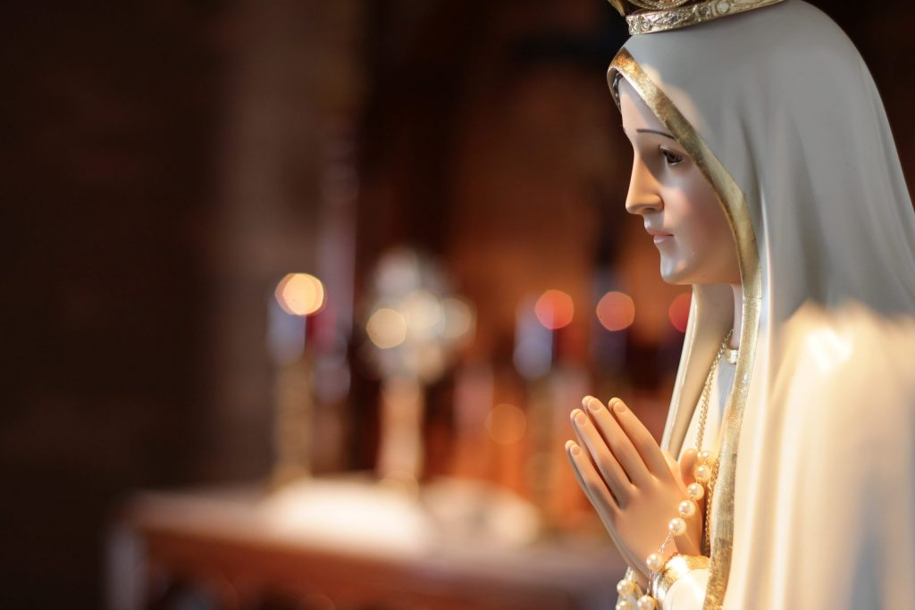 santo rosario miercoles