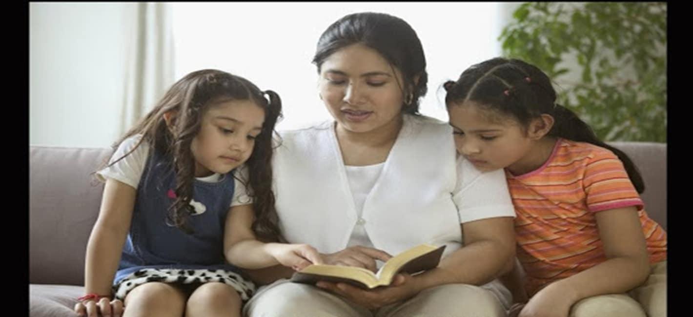 oracion cristiana por los hijos
