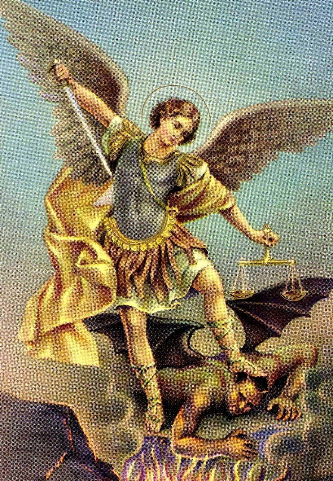 Oración a San Miguel Arcángel para el Dinero