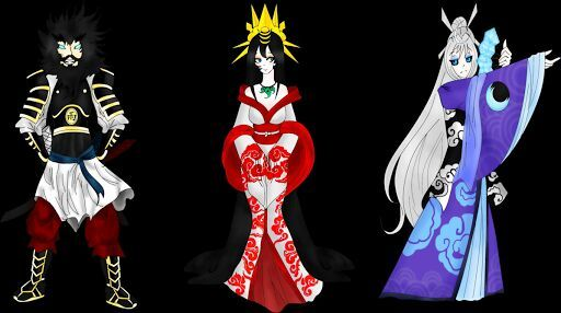 dioses japoneses